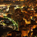 Ночная жизнь на Лазурном берегу
