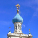 Церковь Божией Матери исв. Николая Чудотворца вМентоне