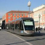 Городской транспорт на Лазурном берегу