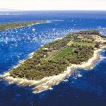 Леренские острова. Лазурный берег Франции