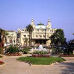 Сады итеррасы казино вМонако