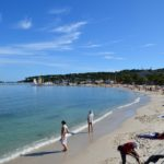 Пляжи Лазурного берега Франции