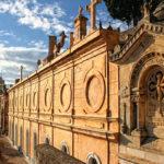 Кладбище Старого замка вМентоне