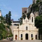 Церковь Сен-Девот вМонако